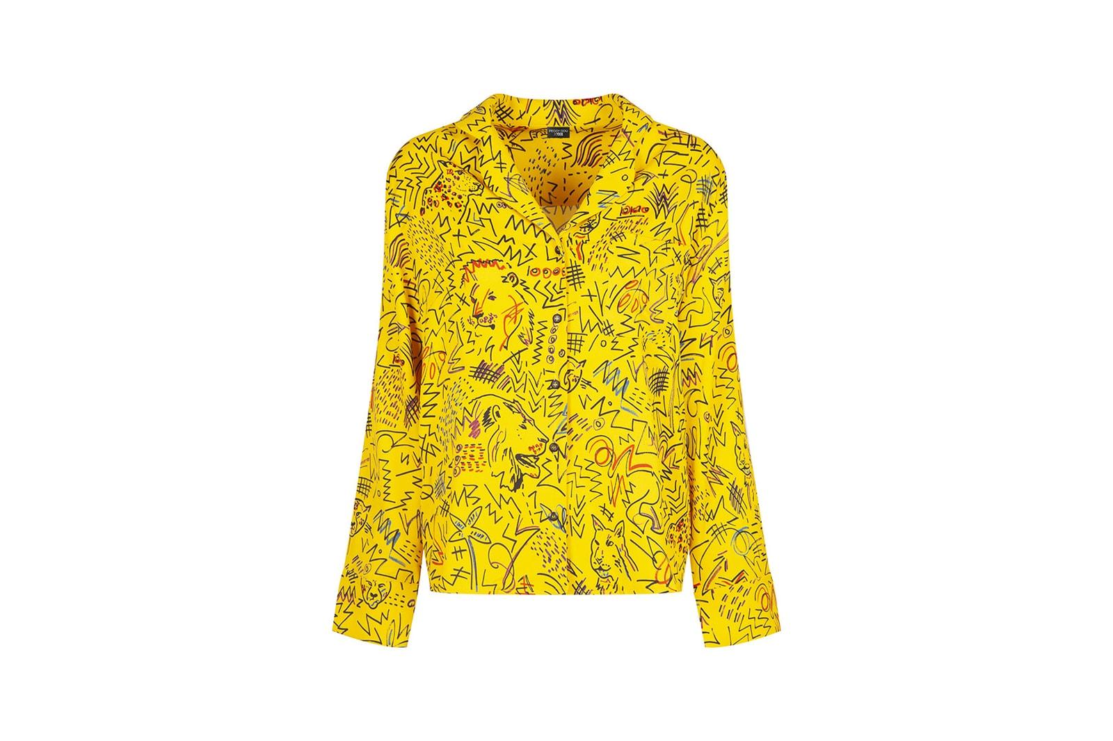 Peggy Gou x YOOX Pajamas Collection
