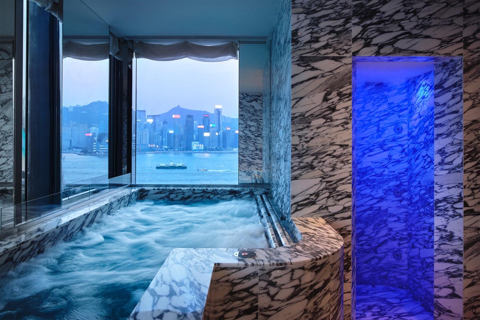 rosewood hong kong hotel asaya wellness program posture physiotherapy facial skin analysis review