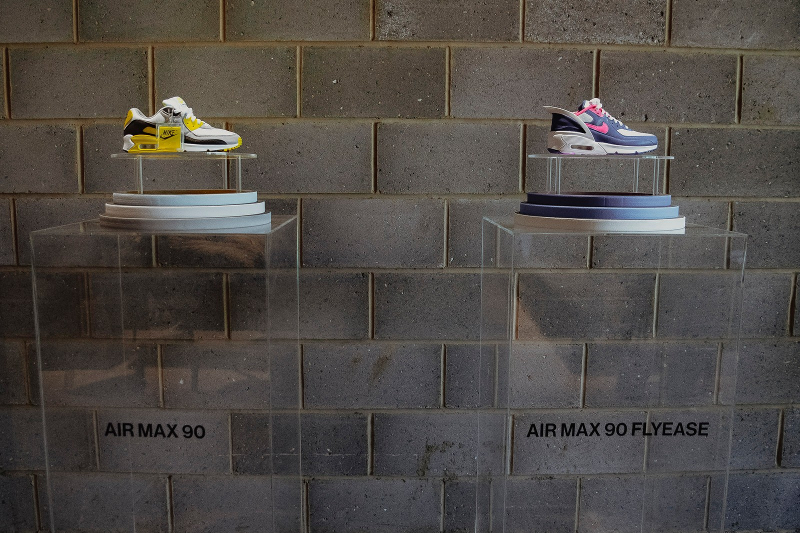Nike Air Max 90 Sneaker London Release Event