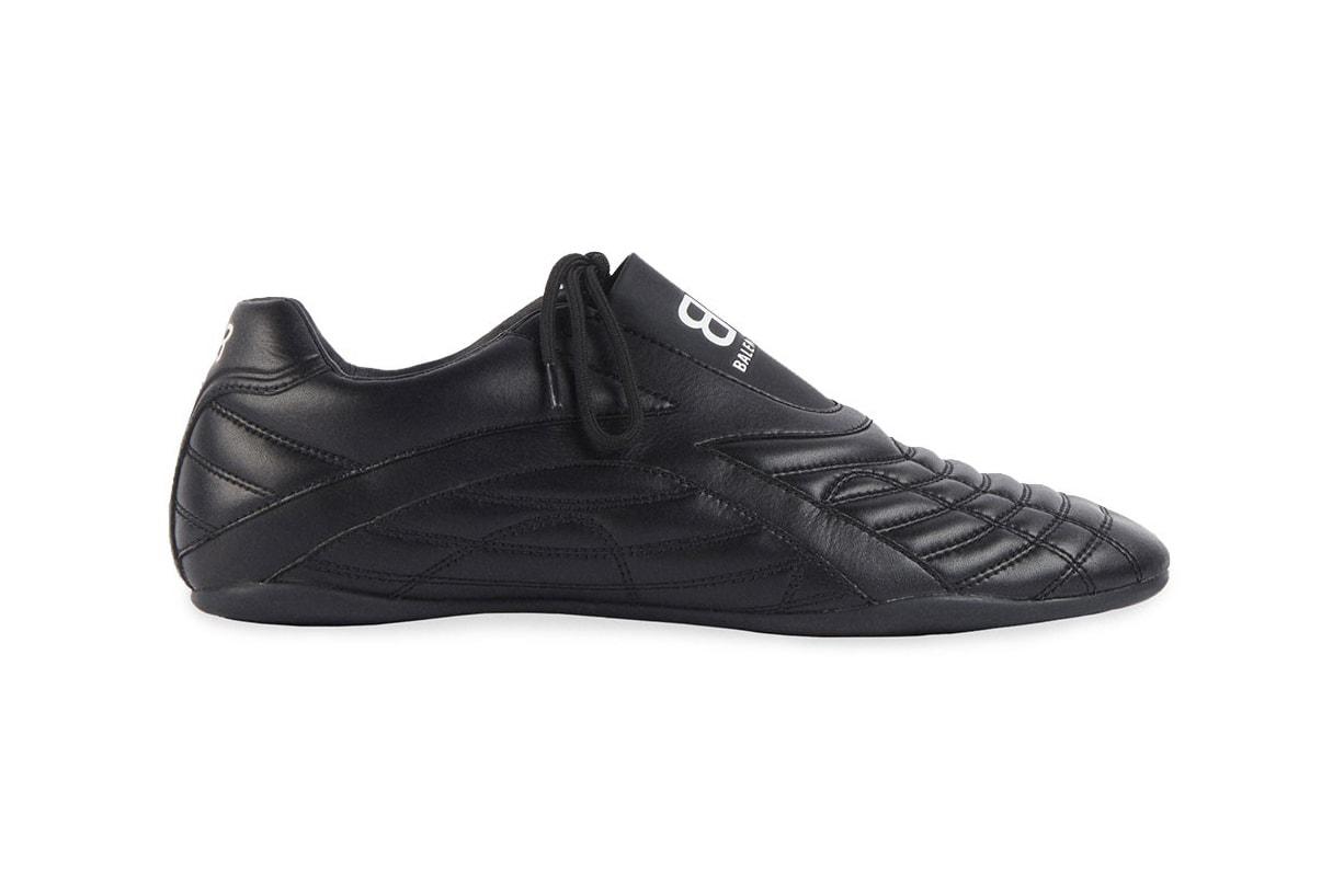 Balenciaga Zen Sneaker Shoe Black