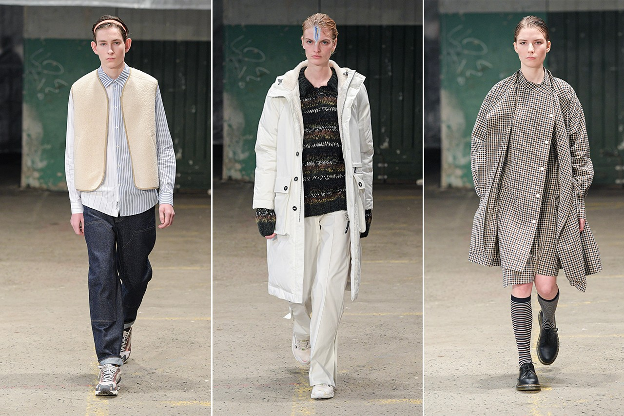 Copenhagen Fashion Week FW20 Mark Kenly Domino Tan Rodebjer Holzweiler Cecilie Bahnsen