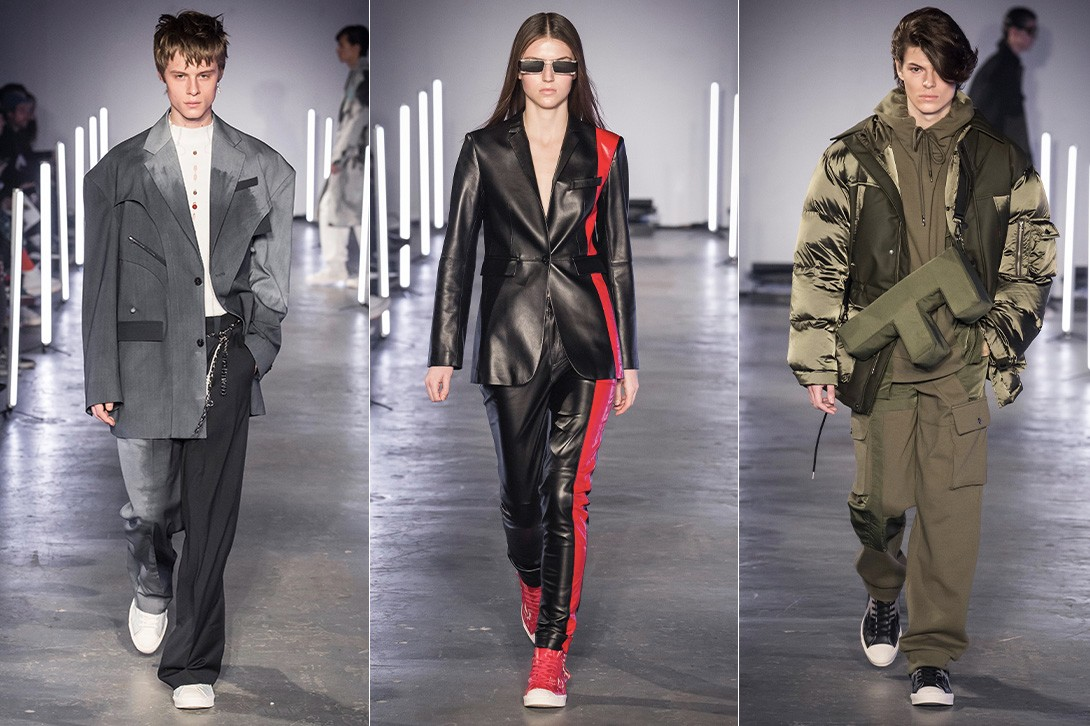 London Fashion Week Men's Fall/Winter 2020 Best Shows Marine Rose Charles Jeffrey LOVERBOY Paria Farzaneh Bethany Williams