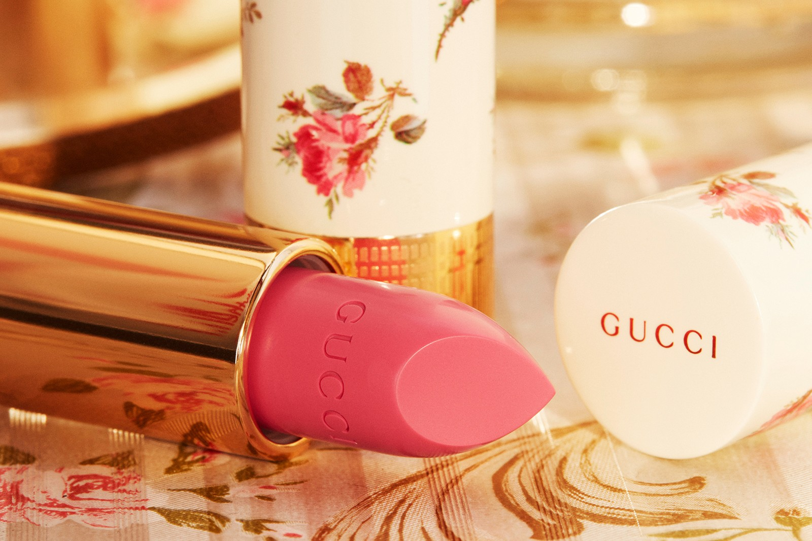 gucci beauty alessandro michele thomas de kluyver global makeup artist lipsticks beauty