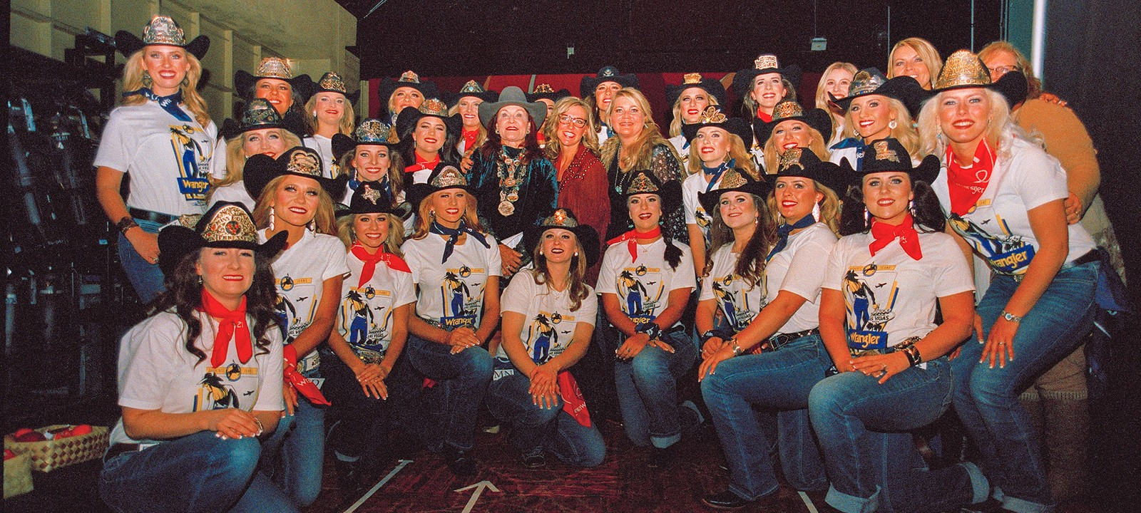 miss rodeo beauty pageant las vegas america usa diversity inclusivity