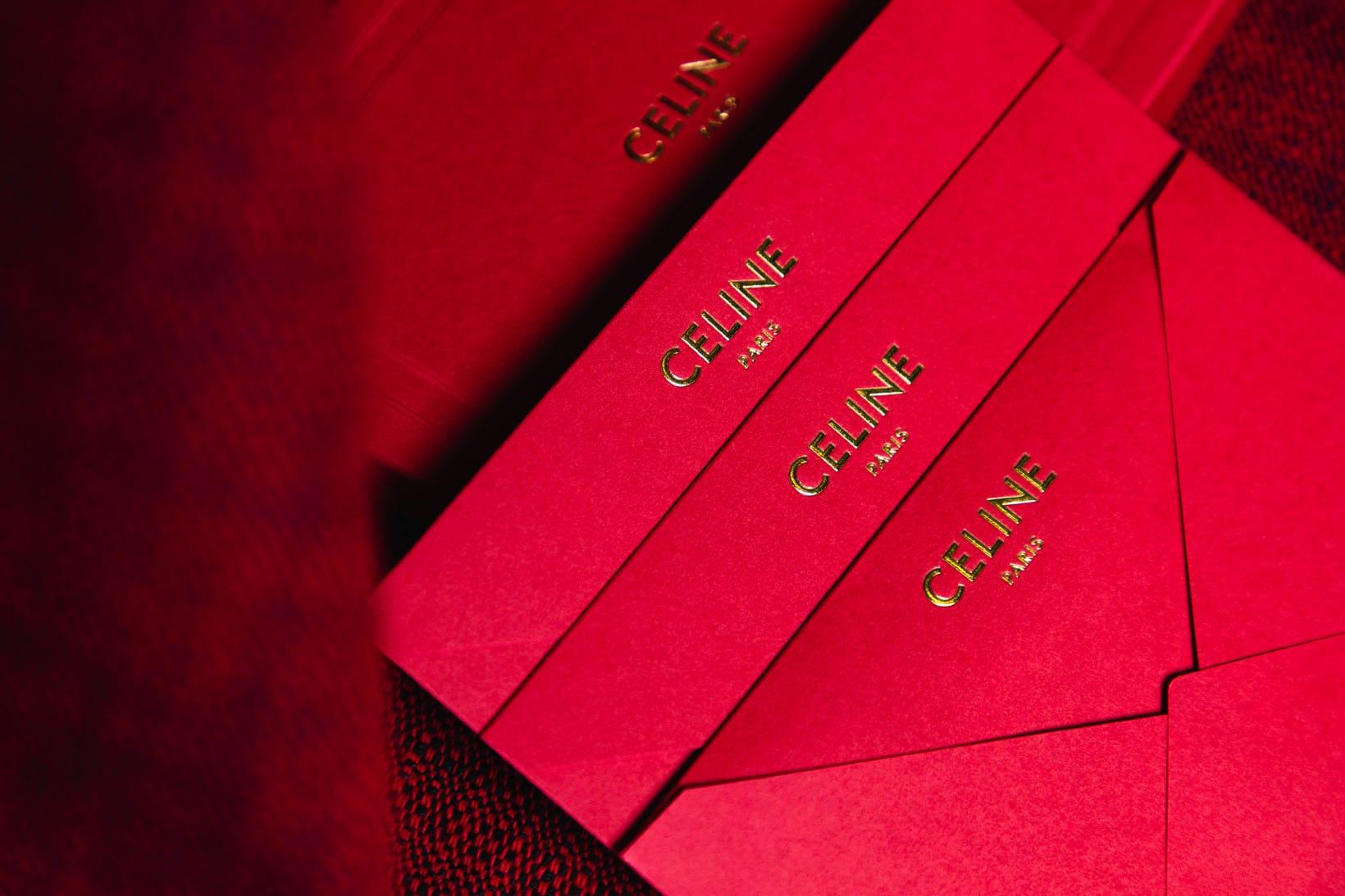 Lunar New Year Red Pockets Nike, Gucci, Celine
