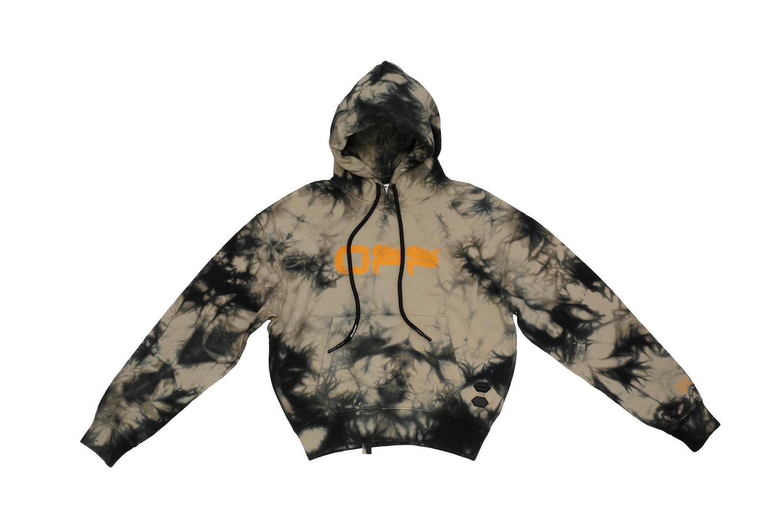 Off-White Bangkok Capsule Collection Tie Dye Hoodie