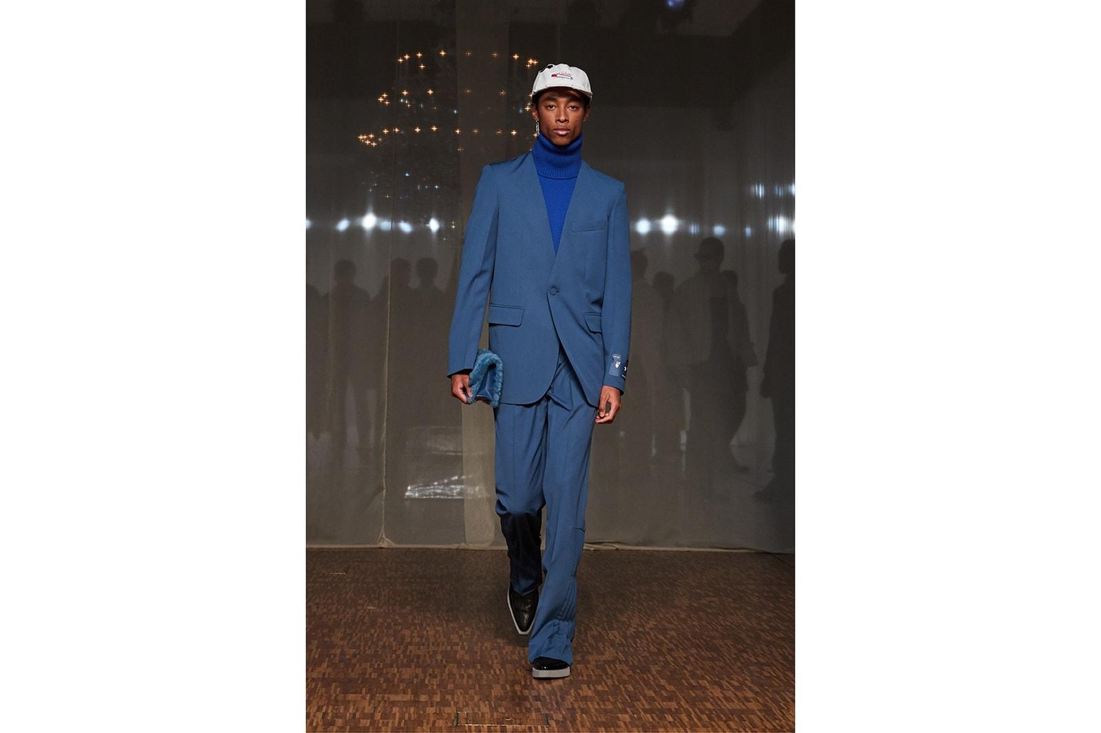 Off-White Virgil Abloh Fall/Winter 2020 Paris Fashion Week Men's Show Collection Backstage