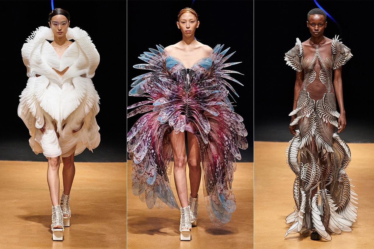 Top Shows at Paris Couture Fashion Week SS7  HYPEBAE
