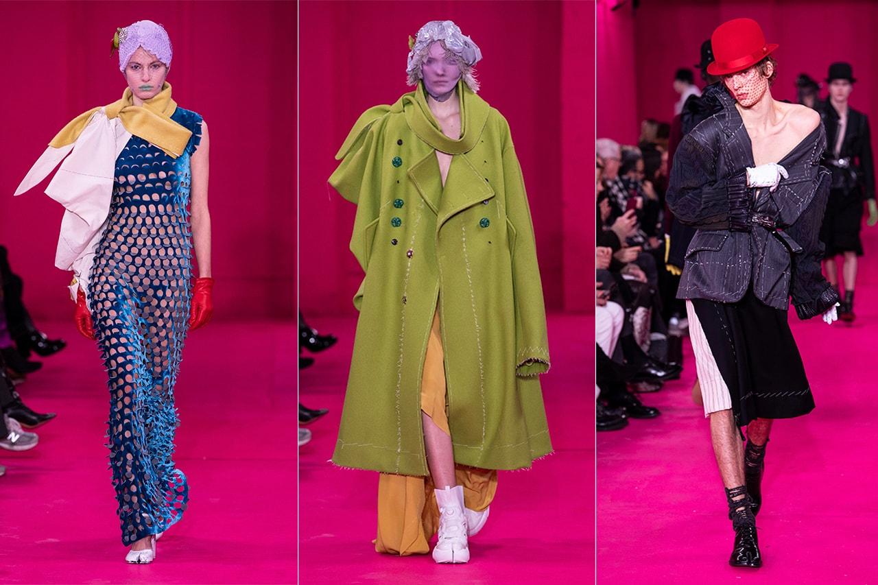 Paris Haute Couture Fashion Week SS20 Spring Summer 2020 Runway Show