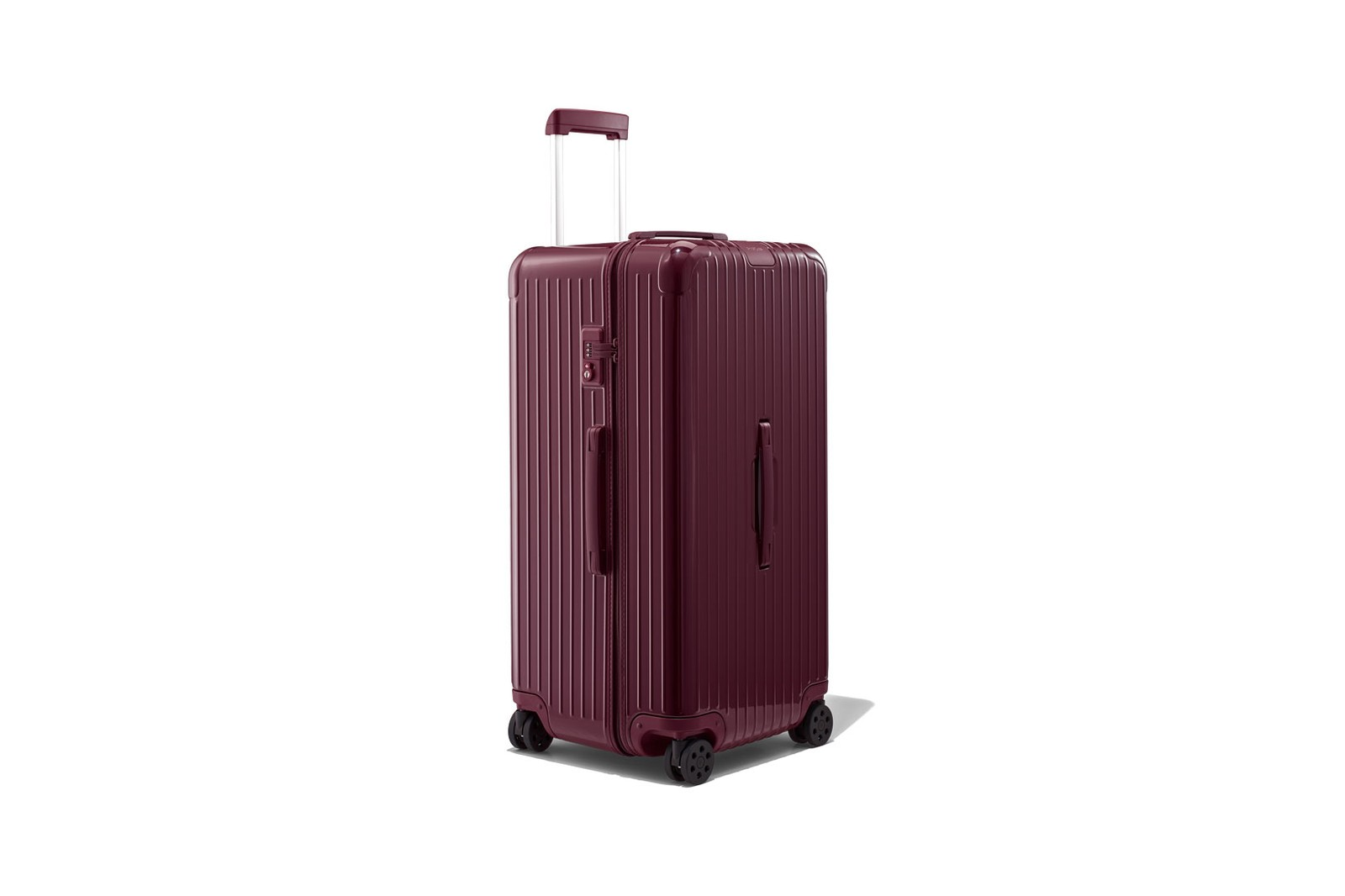 RIMOWA Essential Cabin Check-In Glacier Suitcase Luggage