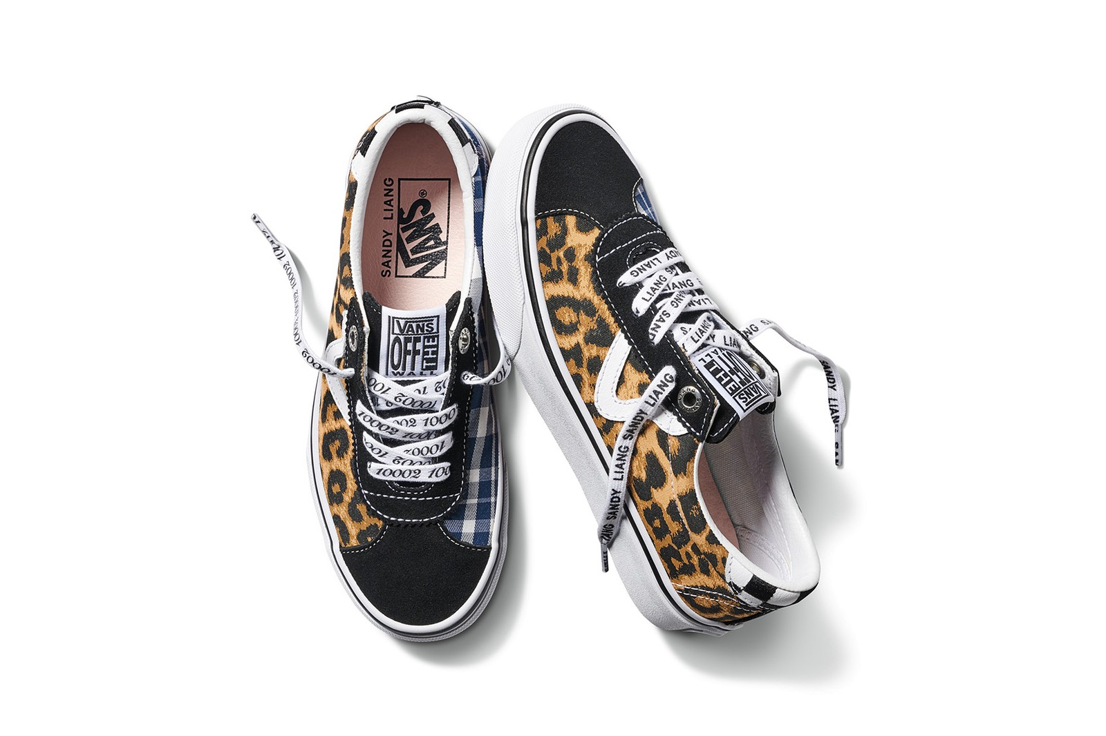 Sandy Liang x Vans Collection Collaboration Campaign