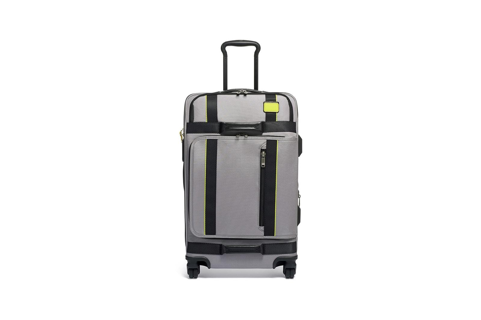 TUMI Merge Suitcase Luggage Collection Sustainable