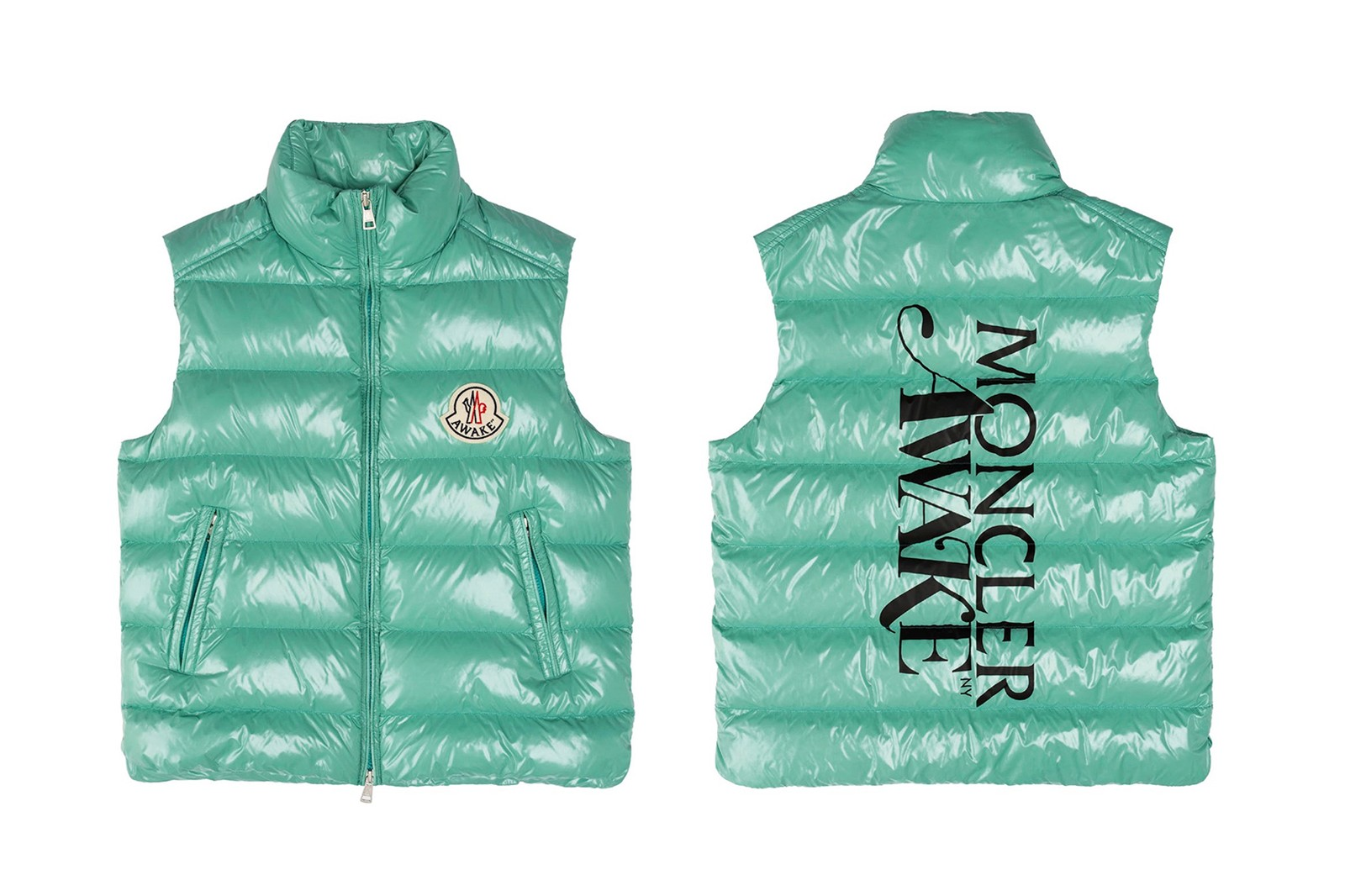 Awake NY x Moncler Collaboration Collection Lookbook