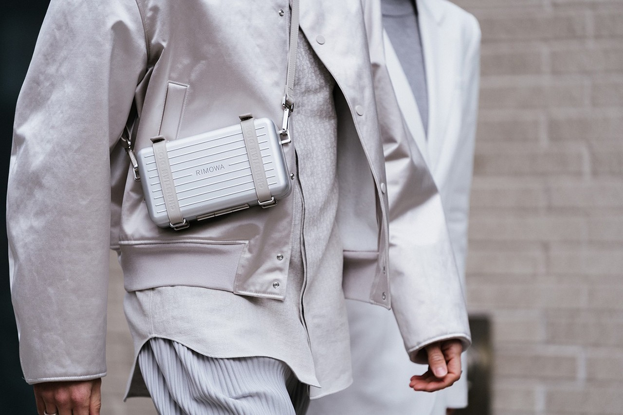 New York Fashion Week Fall Winter 2020 NYFW FW20 Street Style Designer Bag