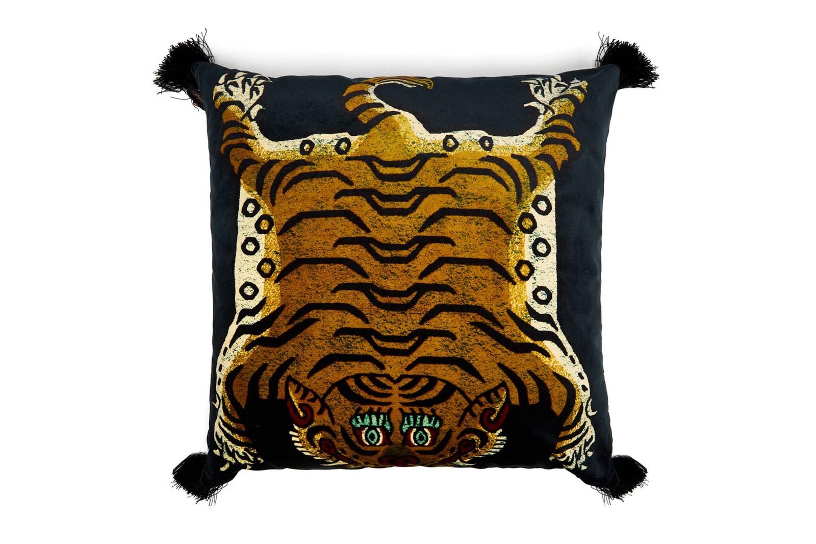 best designer homeware furniture kitchen living bedroom dishes vases gucci fornasetti fritz hansen brunello cucinelli zdg