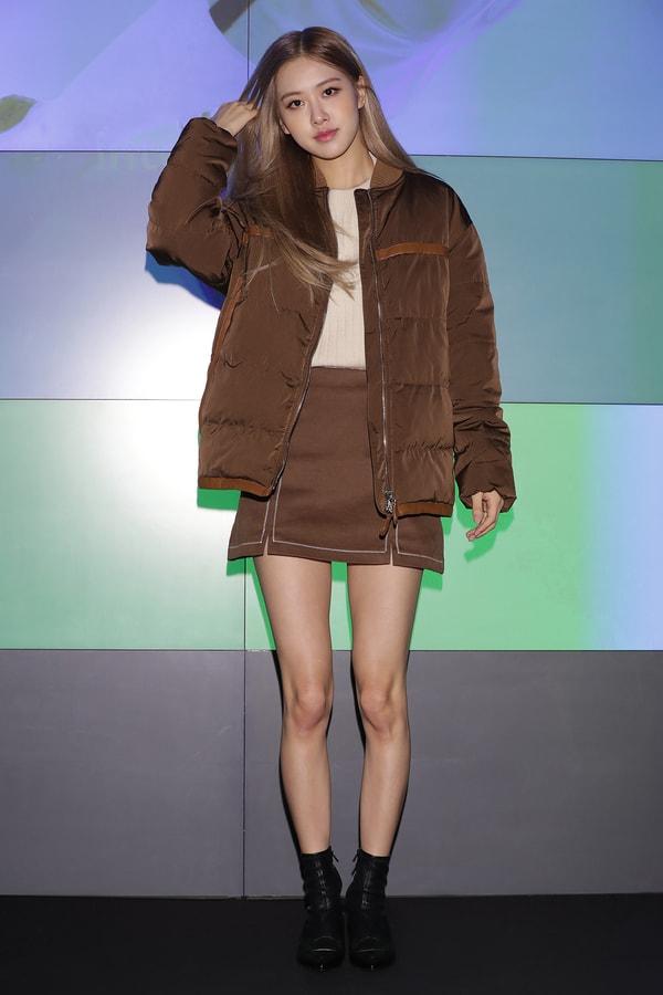 Blackpink Rose Fashion Style Wardrobe Essentials Hypebae