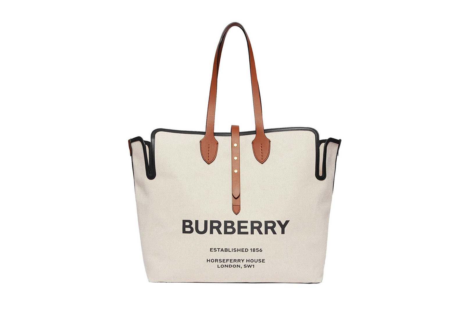 burberry canvas bags pocket peggy bucket anne crossbody spring summer designer purses riccardo tisci