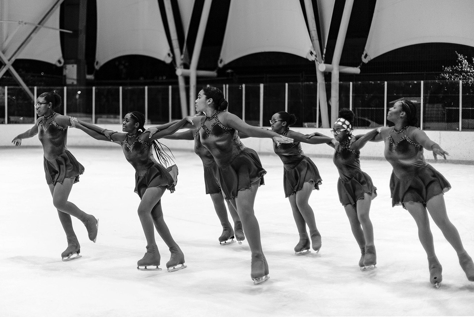 Flo Ngala Photographer Figure Skating Harlem New York Times