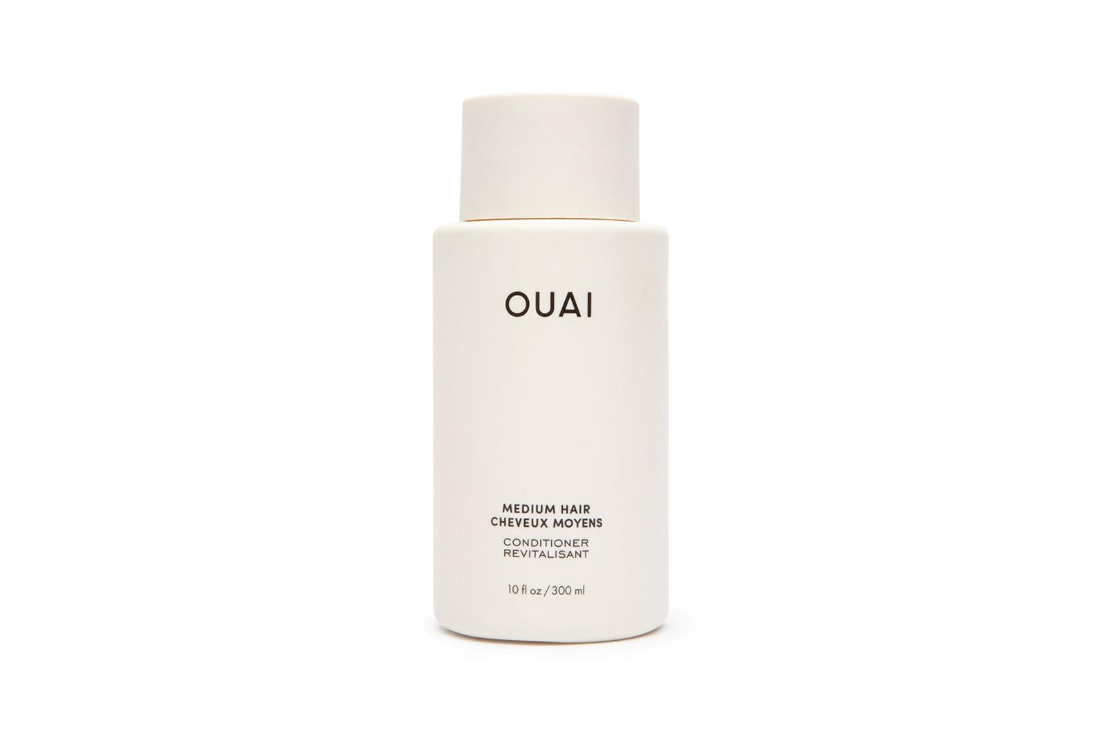 ouai daily care shampoos conditioners fine medium thick haircare