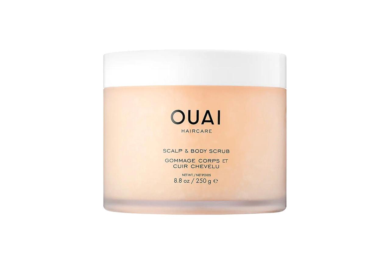 OUAI Scalp & Body Scrub Jen Atkin Haircare Hair Shower Bath