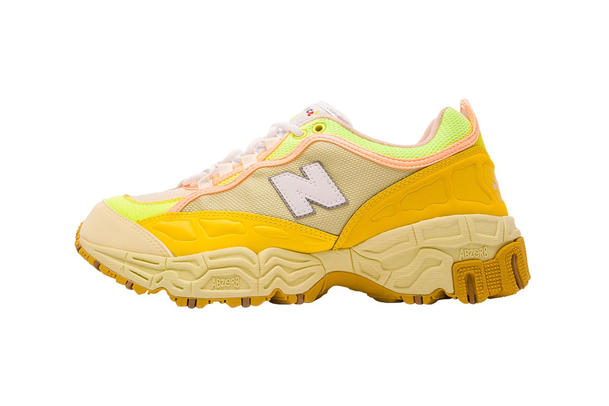 PaperBoy Paris x New Balance Collection Collaboration 801 Sneaker Apparel