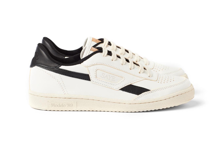 SAYE Sustainable Sneakers Modelo '89 Beige
