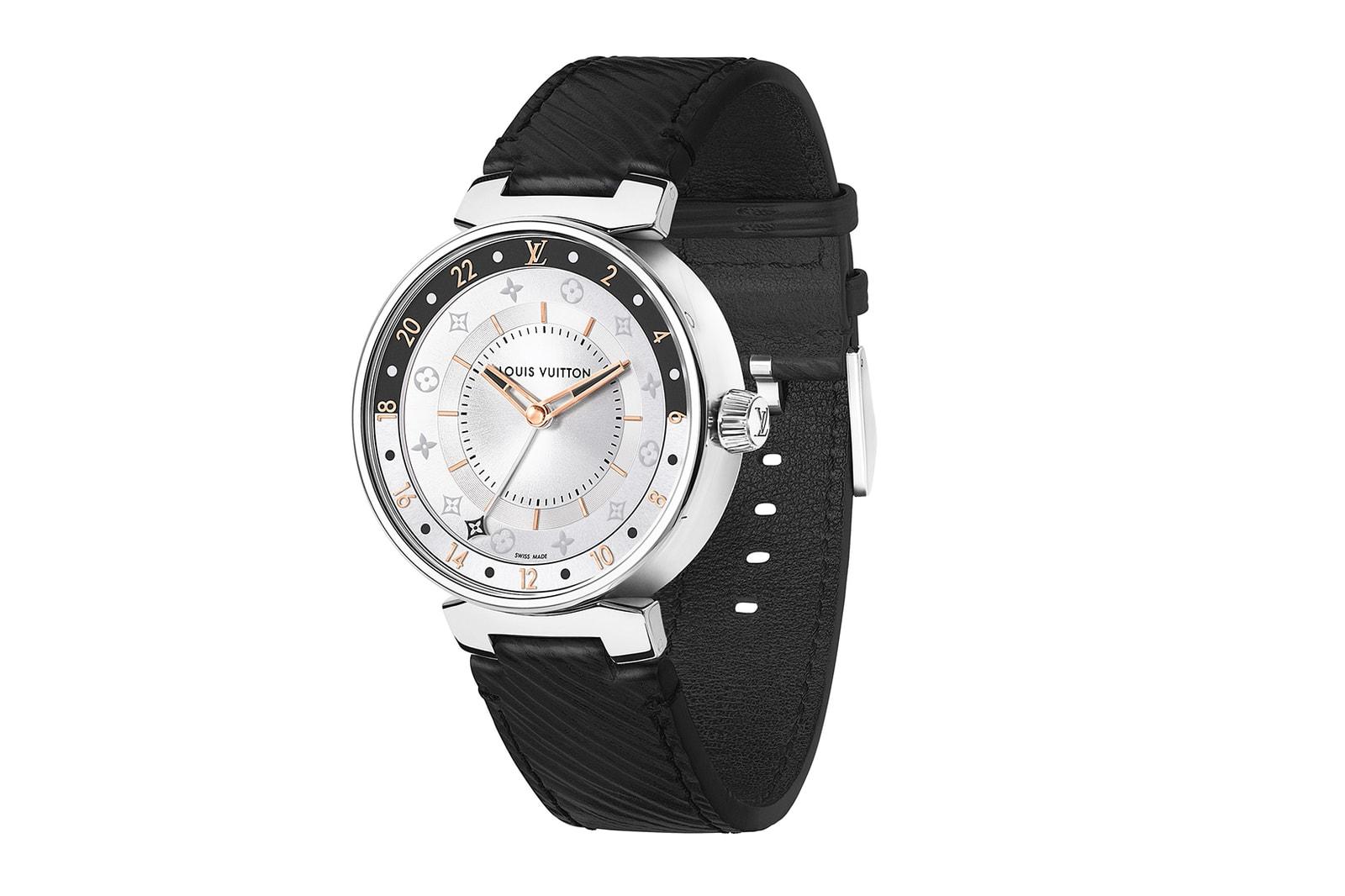 Designer Watches Hermès Heure H Gucci GG Three-Window PVD Grip Cartier Panthère