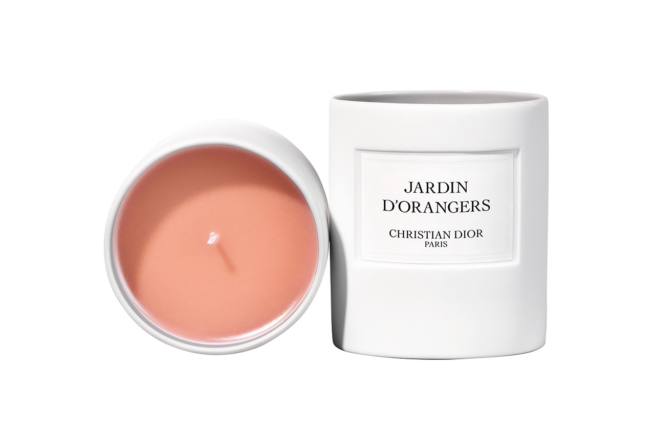 Dior Jardin d'orangers candle Fragrance Home Decor