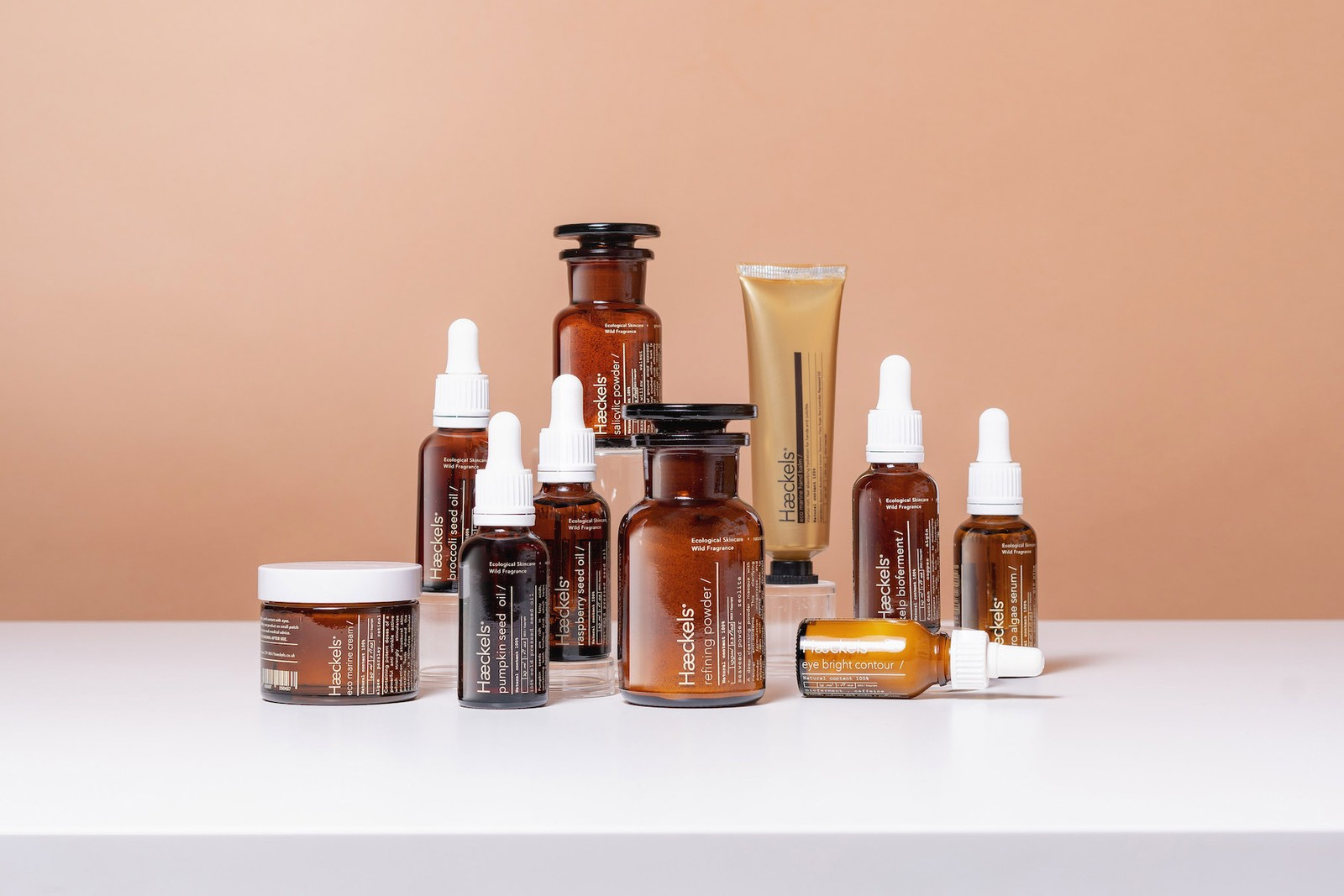 Vegan Skincare Label Haeckels Opens Store in London Natural Beauty Store Location Products