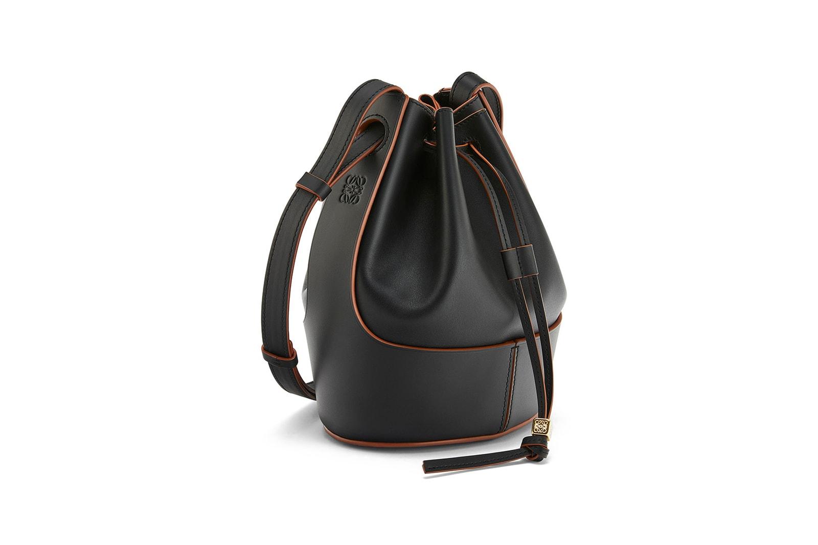 Loewe Balloon Bag Black