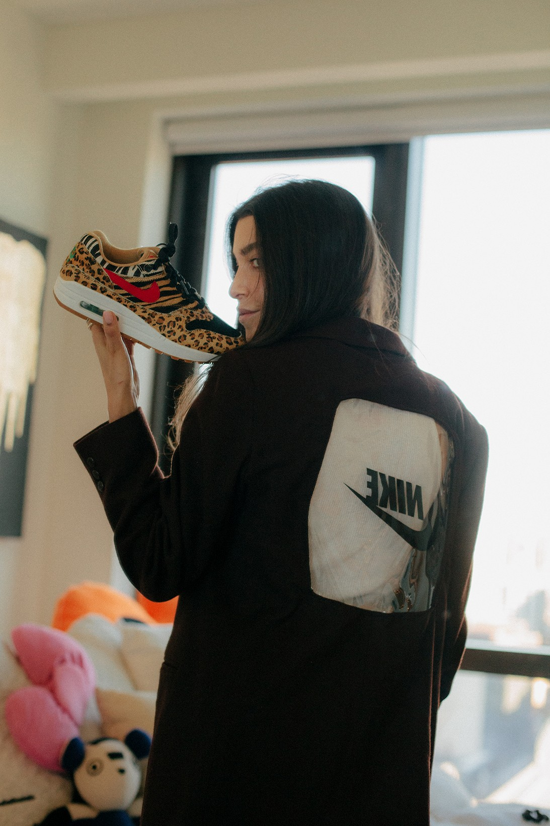 madison blank saks mens fashion director sneaker collector new york city interview nike jordan brand kith home decor shoes