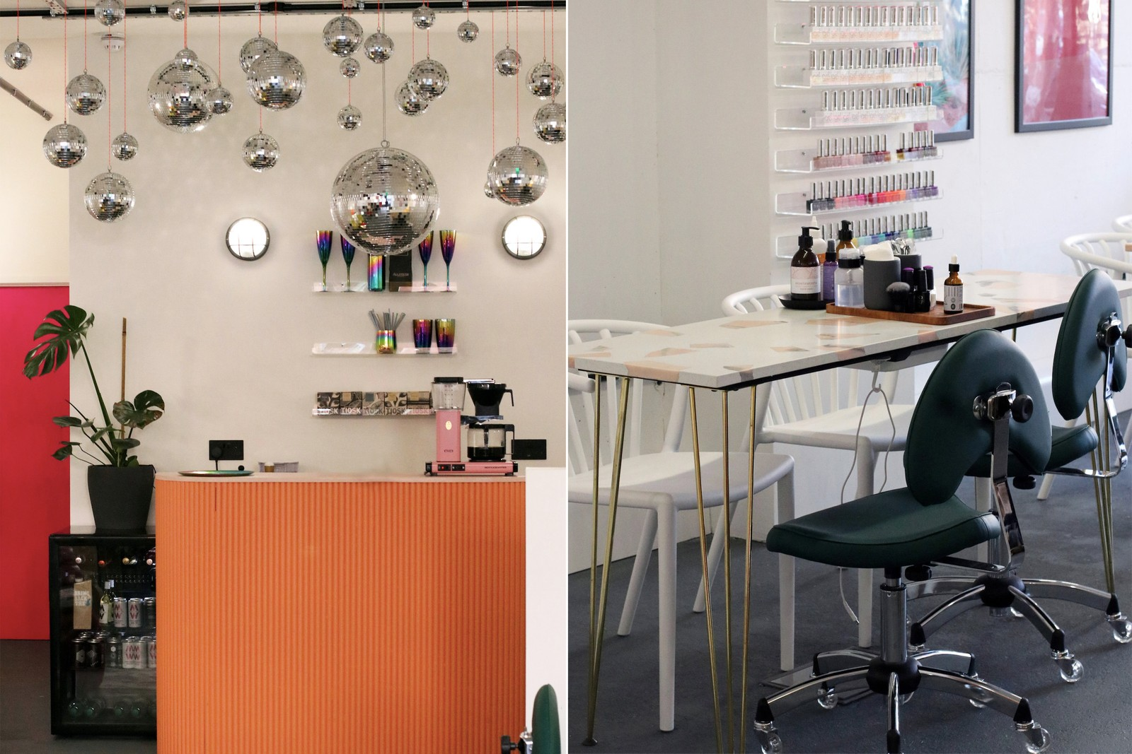 Interview with London's Shoreditch Nails Salon Founder Tina Michael Nail Academy Female Run Business