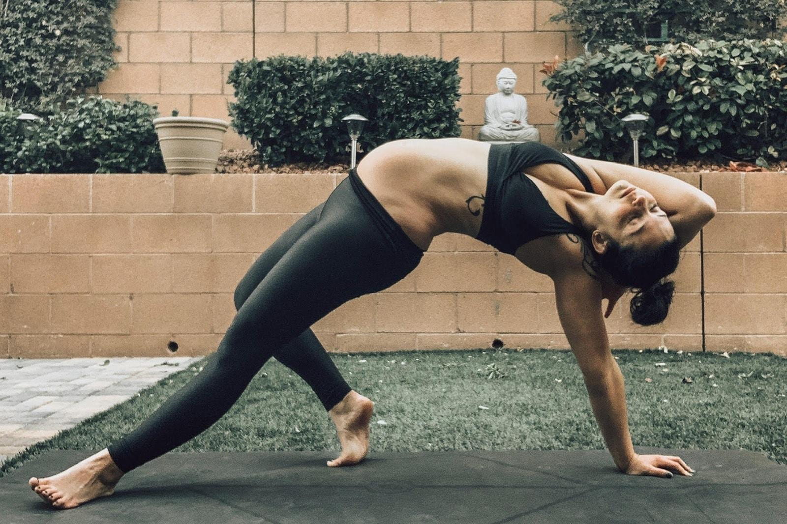 Yoga Sam Malamet Yogi Pregnancy Stretching