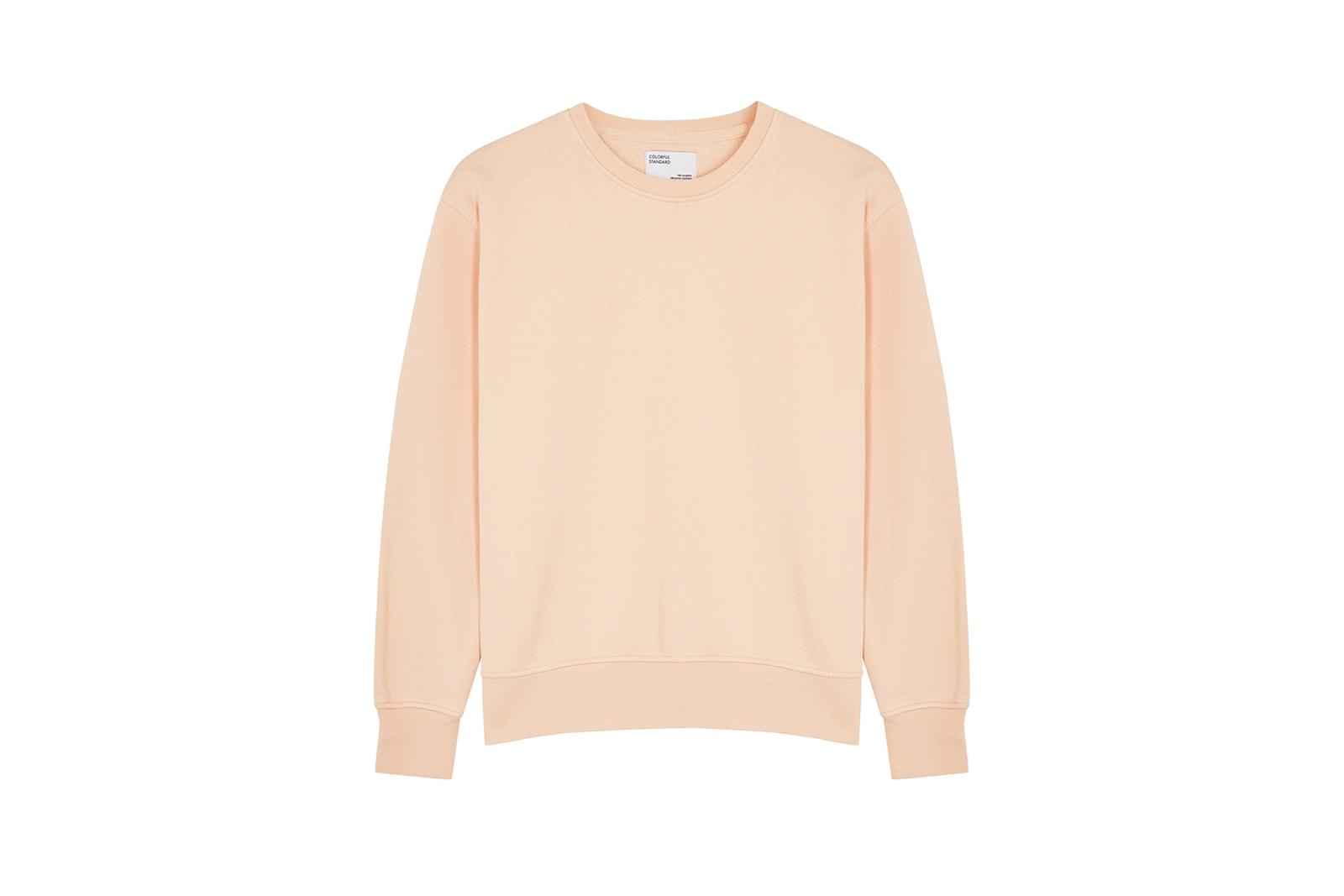 best sustainable loungewear hoodies sweatpants dresses at home nanushka ninety percent pour les femmes navy blue white black
