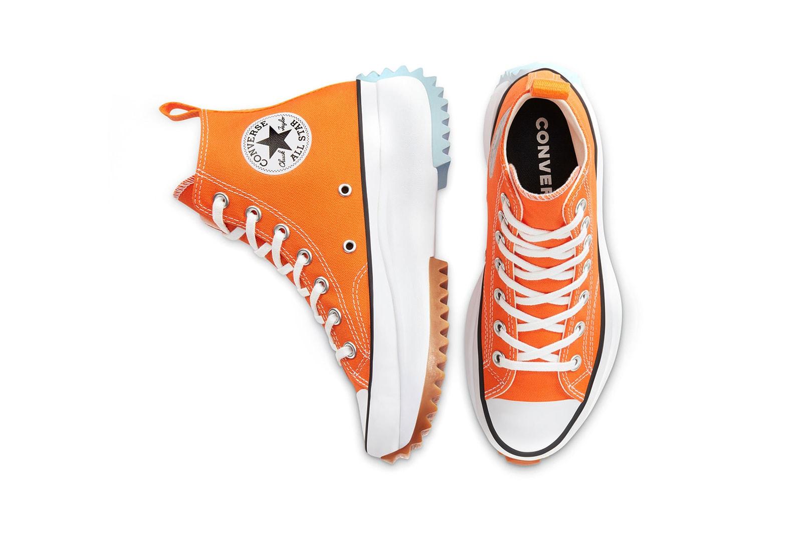 Converse Run Star Hike Total Orange