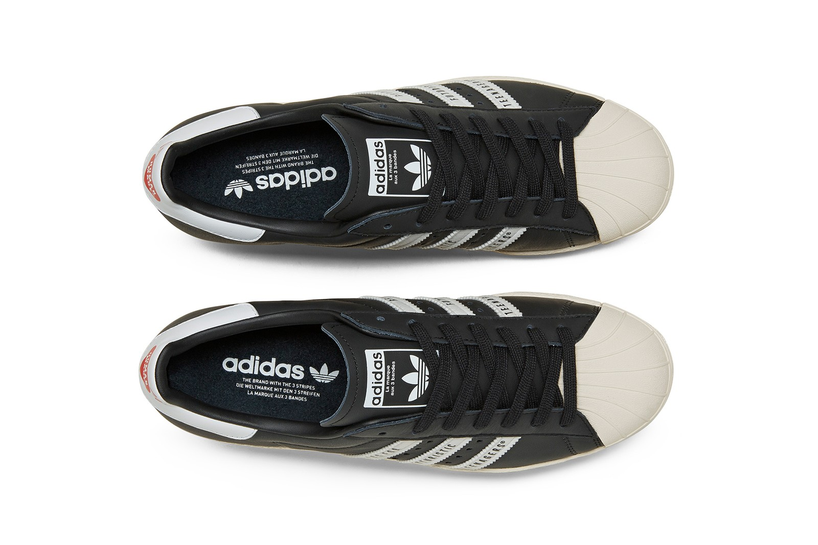 HUMAN MADE x adidas Originals Release Date Superstar 80s Sneakers Collaboration NIGO