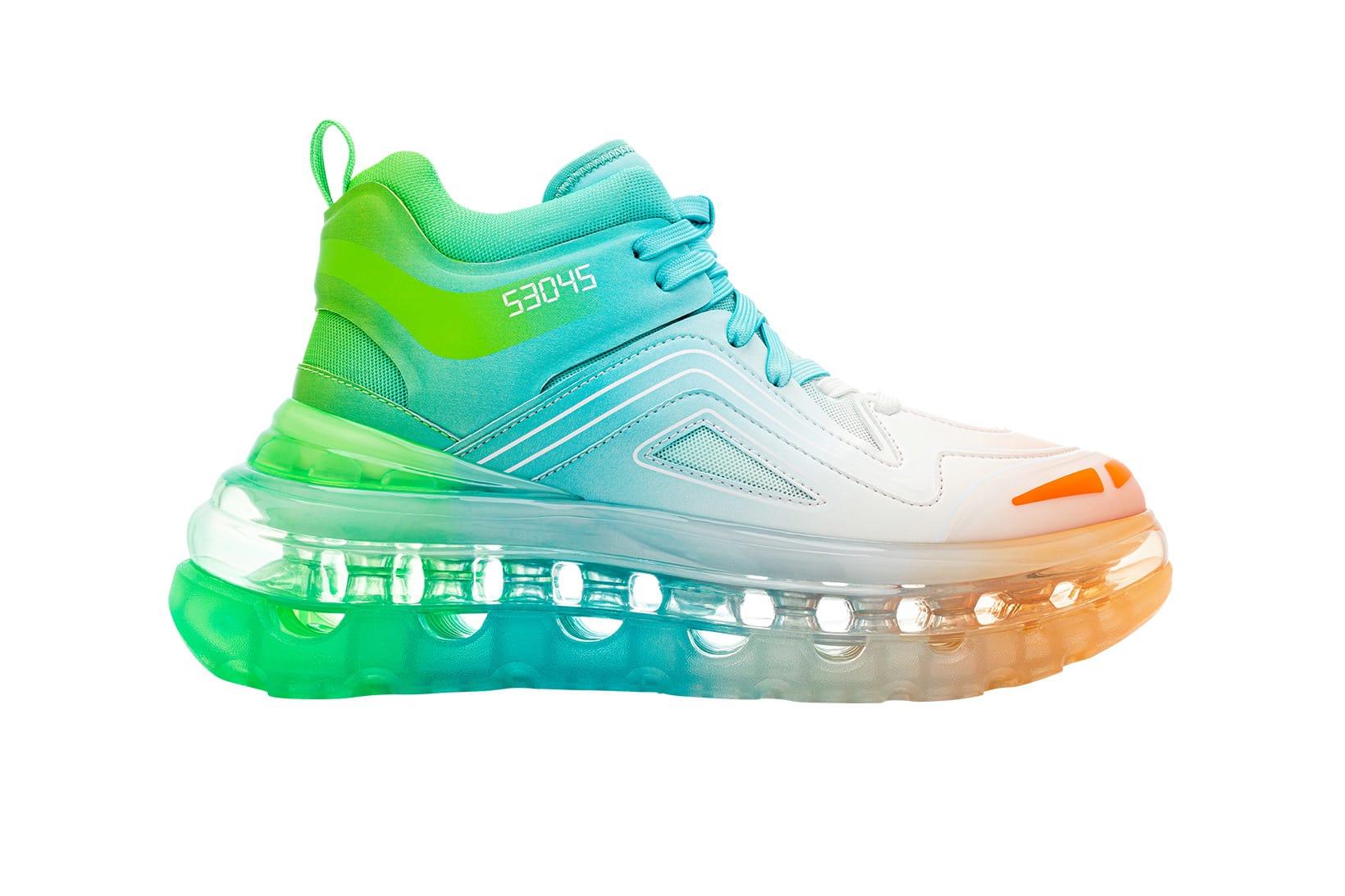 Shoes 53045 Bump'Air High Top in
