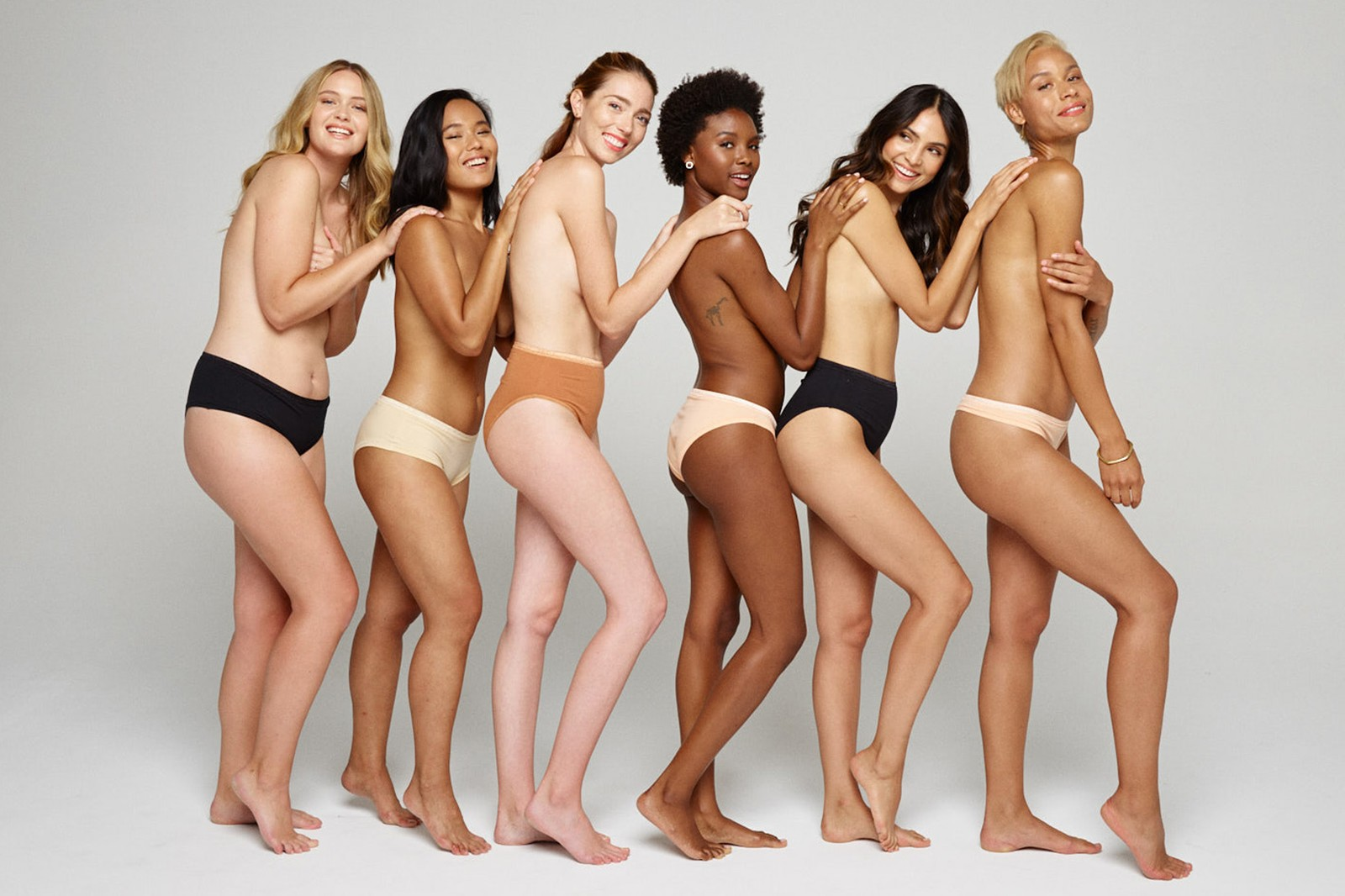 Best Sustainable Underwear Lingerie Eco-friendly Diversity Inclusivity Knickey