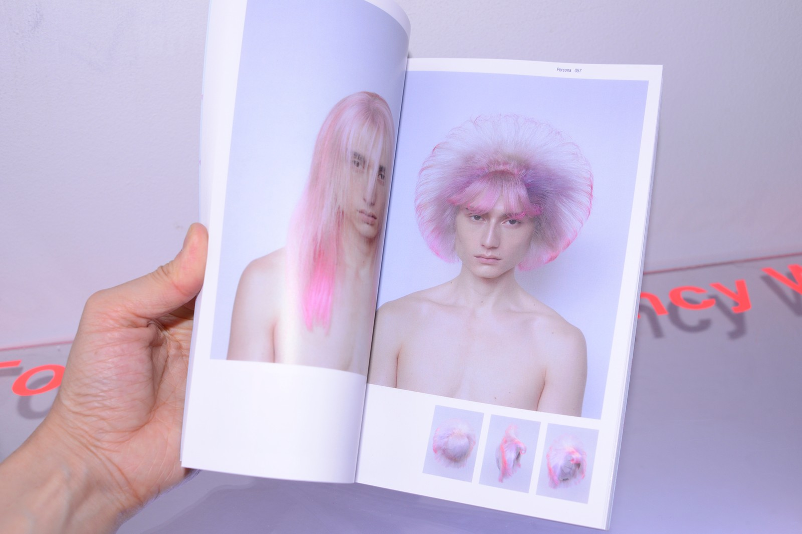 Tomihiro Kono Wigmaker Interview Book Release