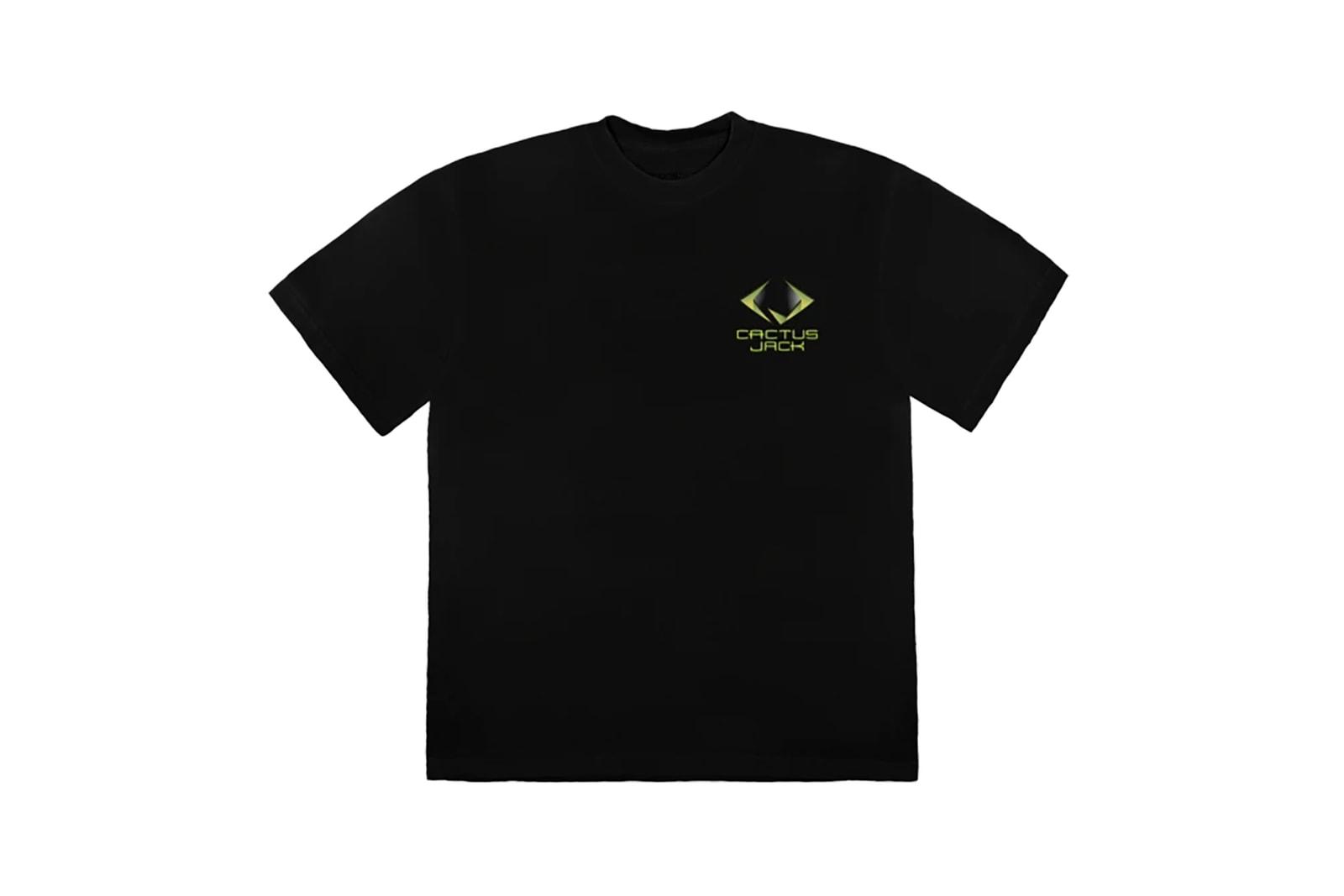 Travis Scott Fortnite Astronomical Tour Concert Merch The Scotts Hoodie T-Shirt