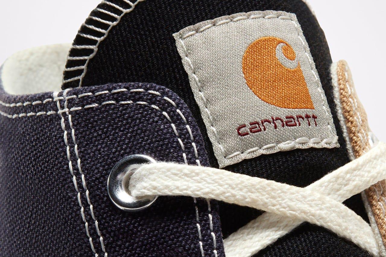 Carhartt WIP x Converse Release Renew