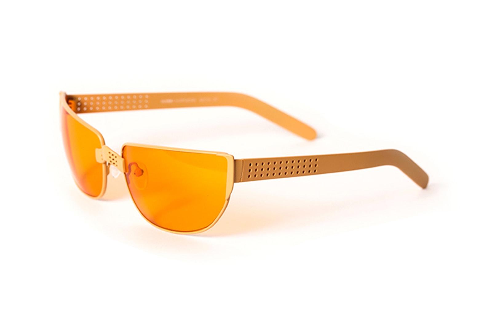 Uglyworldwide Jazzelle Zanaughtti x CHRISHABANA x GLVSS Sunglasses Collection Collaboration