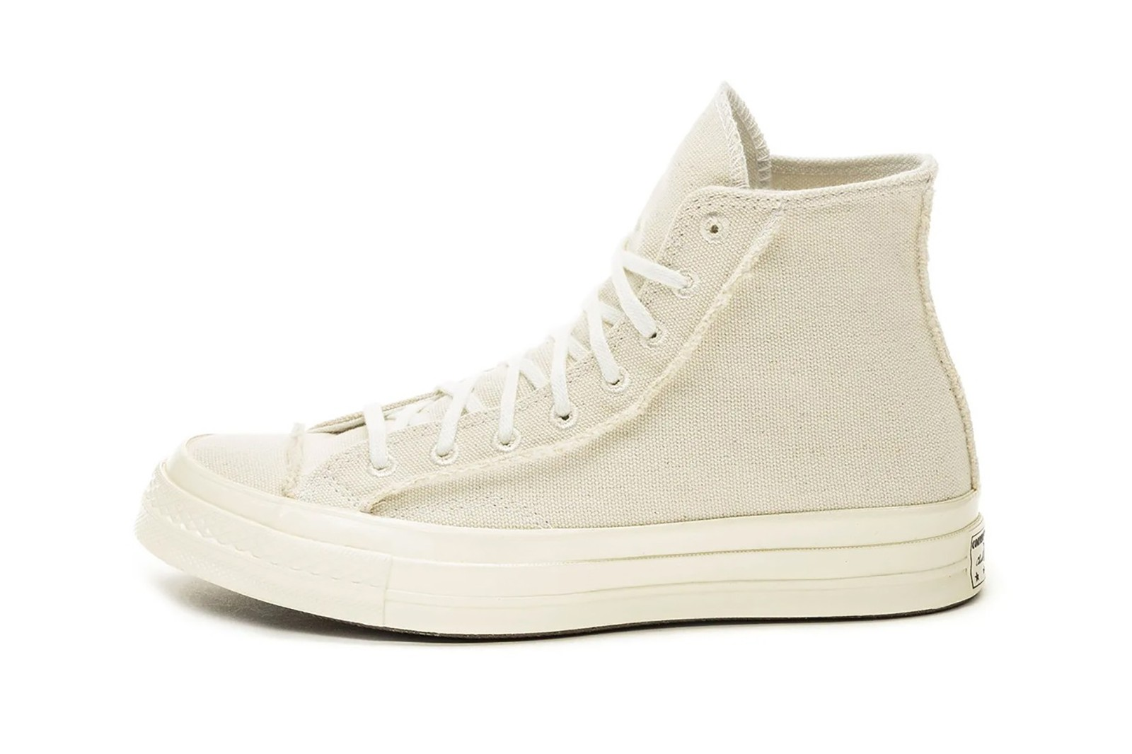 converse chuck 70 hi ox sneakers beige upcycled sustainability shoes footwear sneakerhead