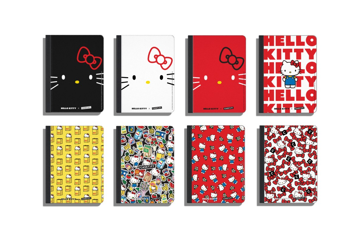 Hello Kitty x Casetify Phone iPhone AirPods Case Collaboration Collection