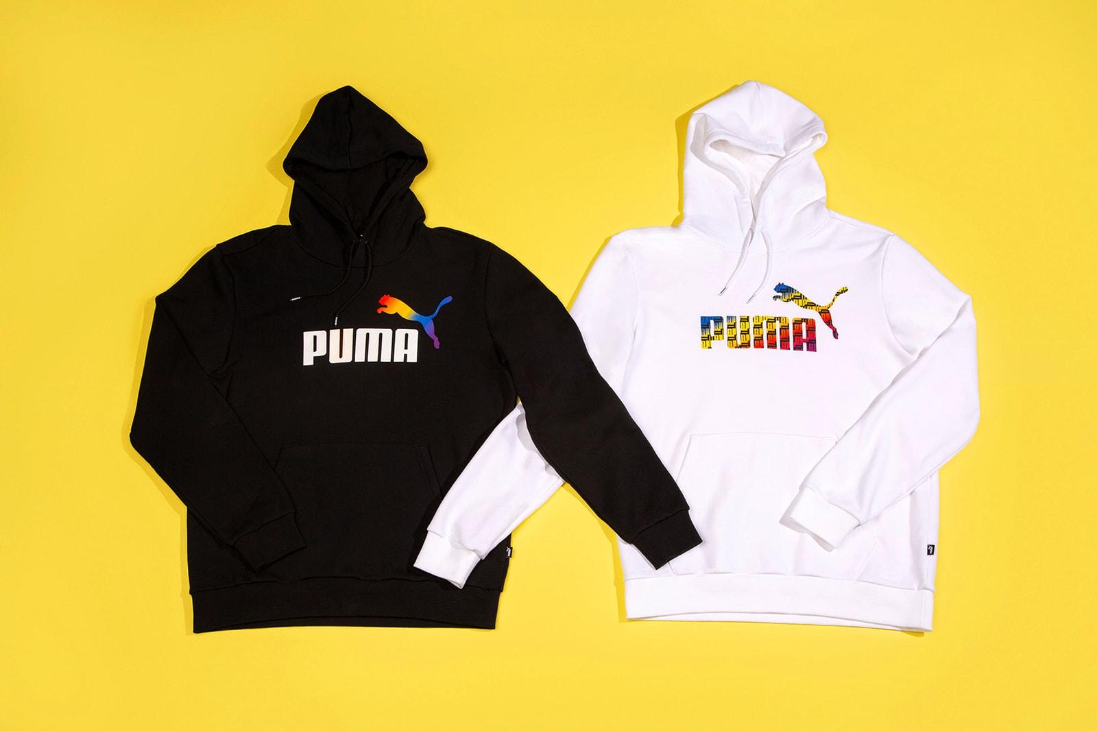 Cara Delevingne PUMA Pride Love Collection Campaign Month