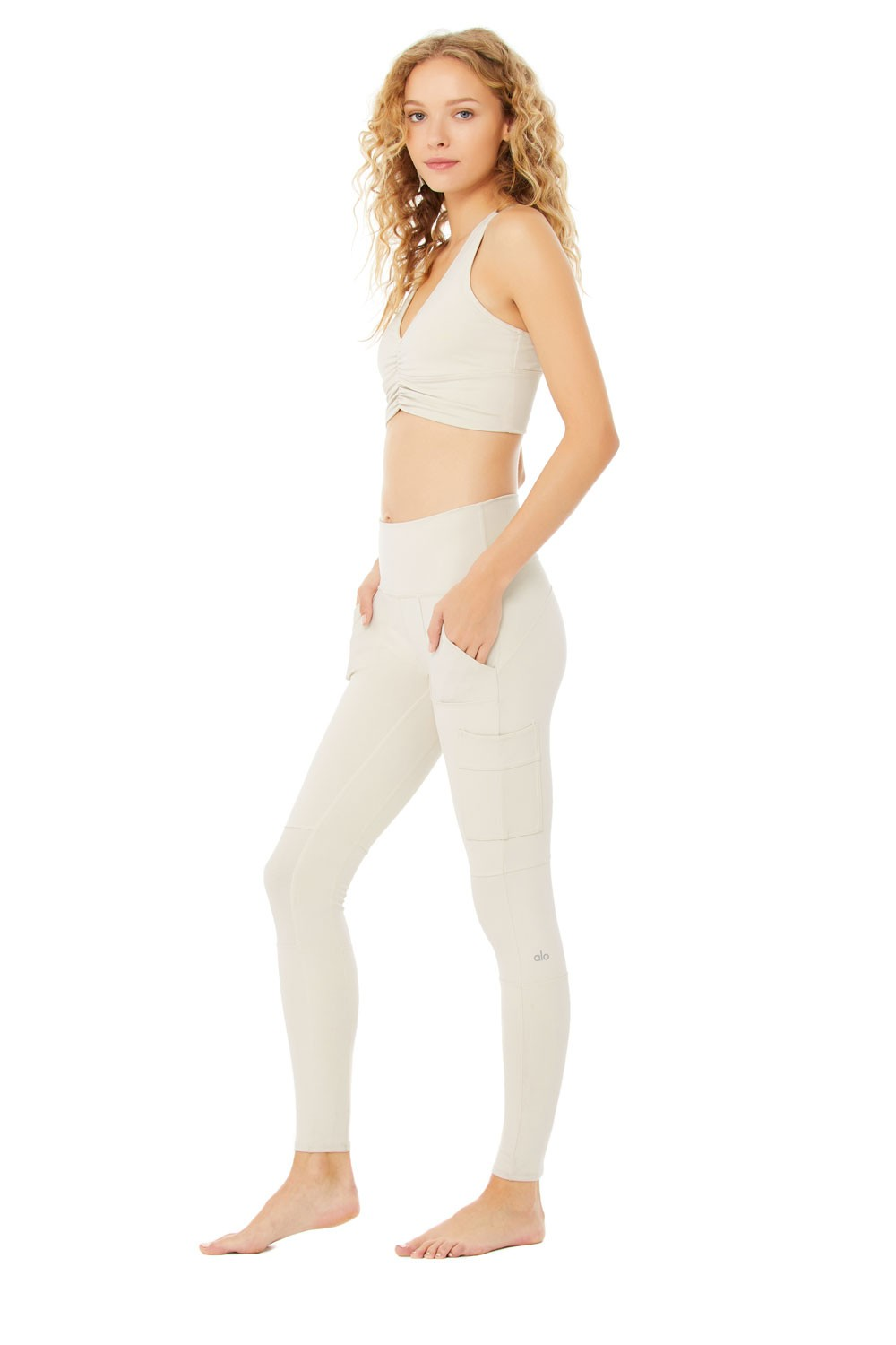 alo yoga international yoga day summer collection release
