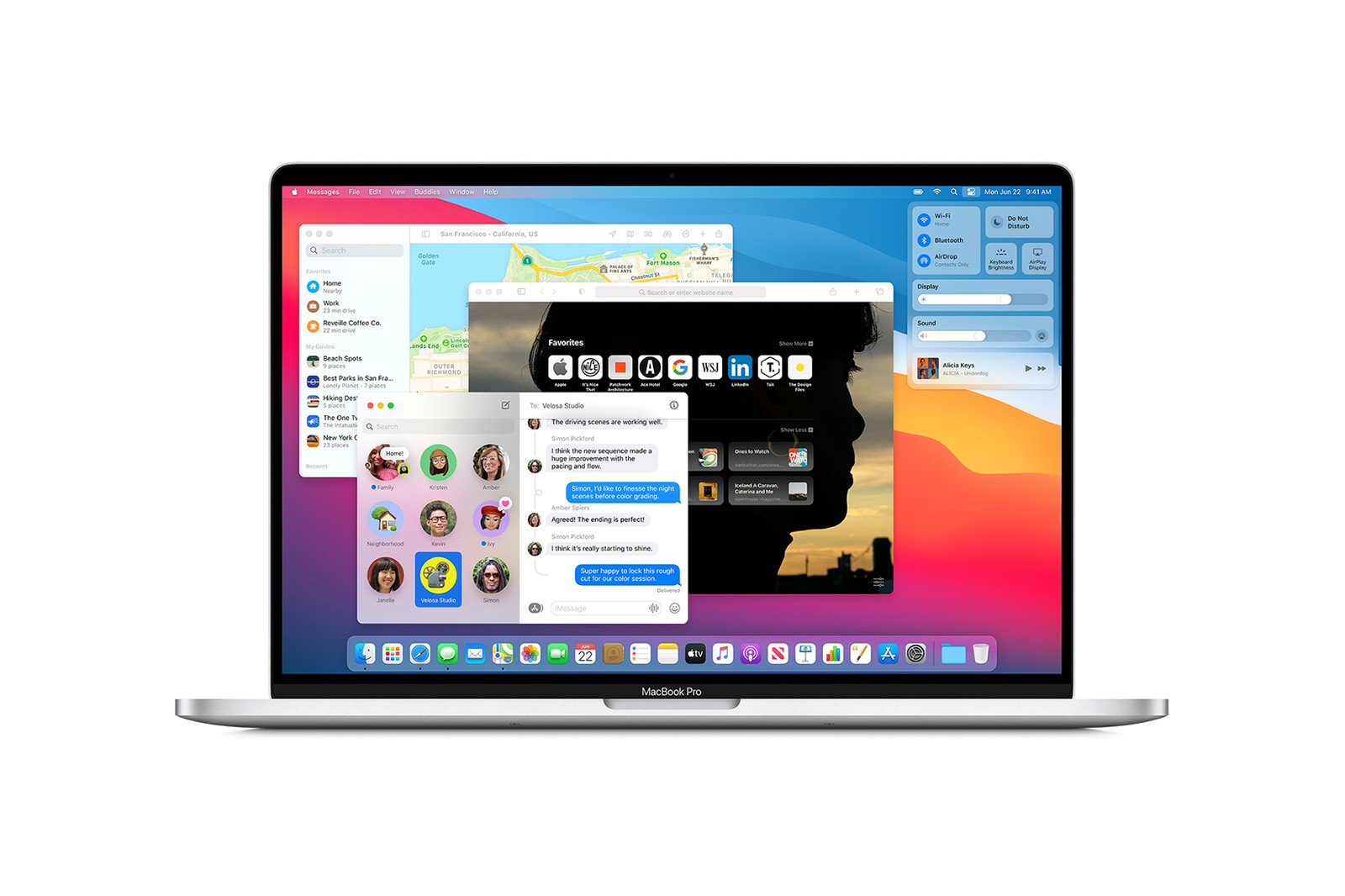 Apple iPhone iOS 14 MacBook MacOS Big Sur