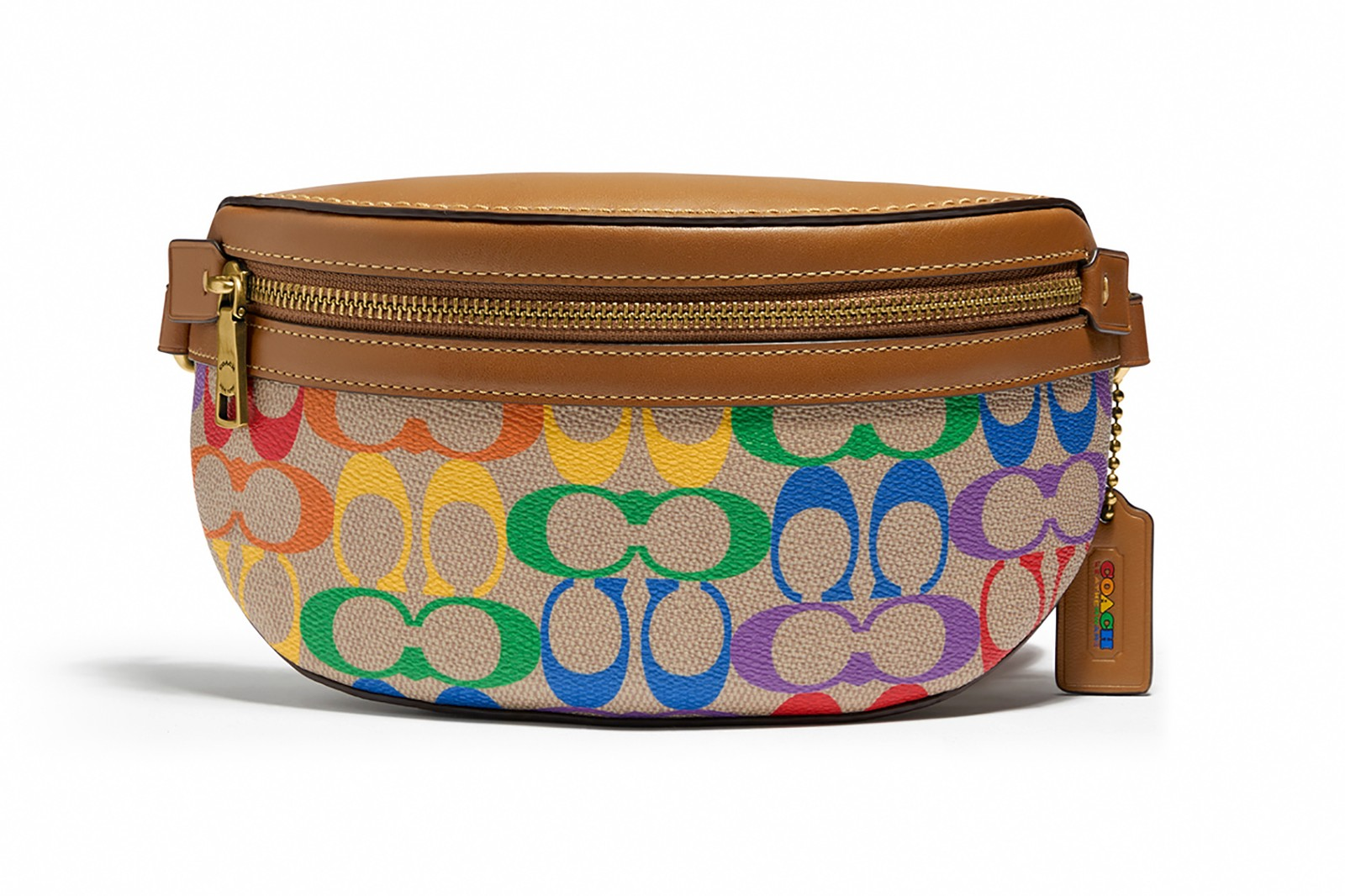coach we c you pride month lgbtq campaign accessories bags shirts