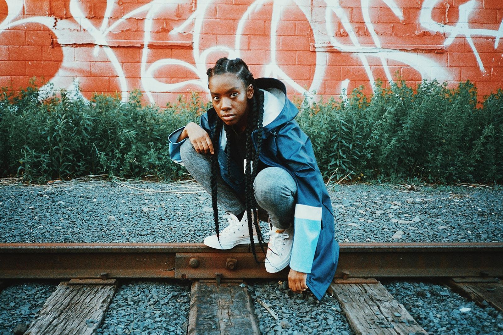 dua saleh rosetta album ep indie rock hip hop interview