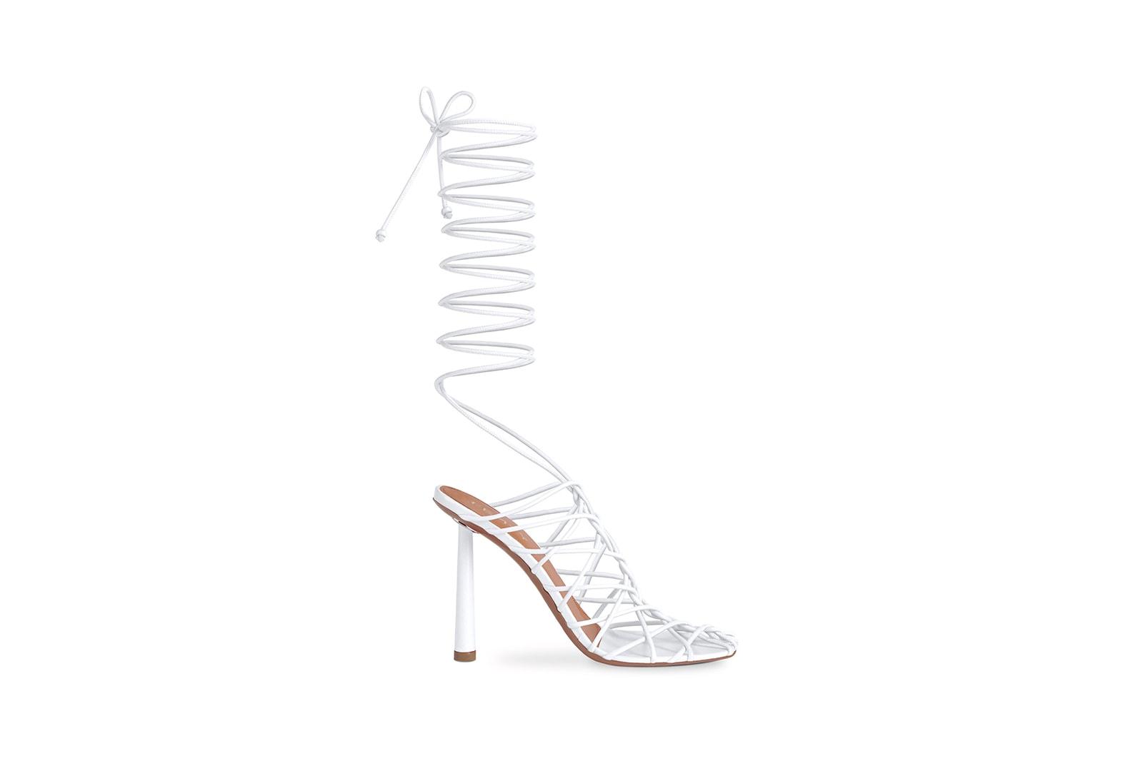 Rihanna Amina Muaddi FENTY Shoe Collaboration 7-20 Collection